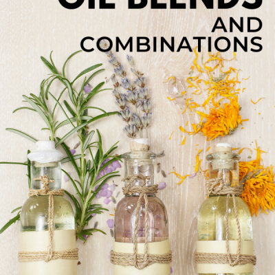 15 Essential Oil Combinations & Diffuser Blends to Refresh Your Home