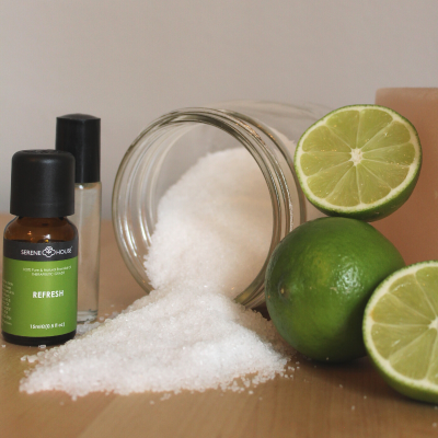 How to Make a DIY Epsom Salt Foot Soak with Essential Oils