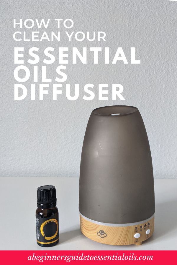 How to clean essential oils diffuser - The easiest way to begin using essential oils is aromatically with an ultrasonic diffuser. All you need to do is add some water to the reservoir, a few drops of essential oils, put the cover on top and start it up. Within moments you'll be enjoying the aromatic benefits of your favorite essential oils. While it certainly is easy to start using a diffuser, you will need to give that diffuser a good cleaning once in awhile. Thankfully, it's not a very difficult task! Let me show you how to clean your essential oil diffuser.