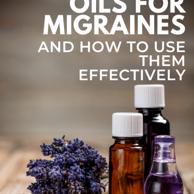 8 Best Essential Oils for Migraines & How to Use Them Effectively