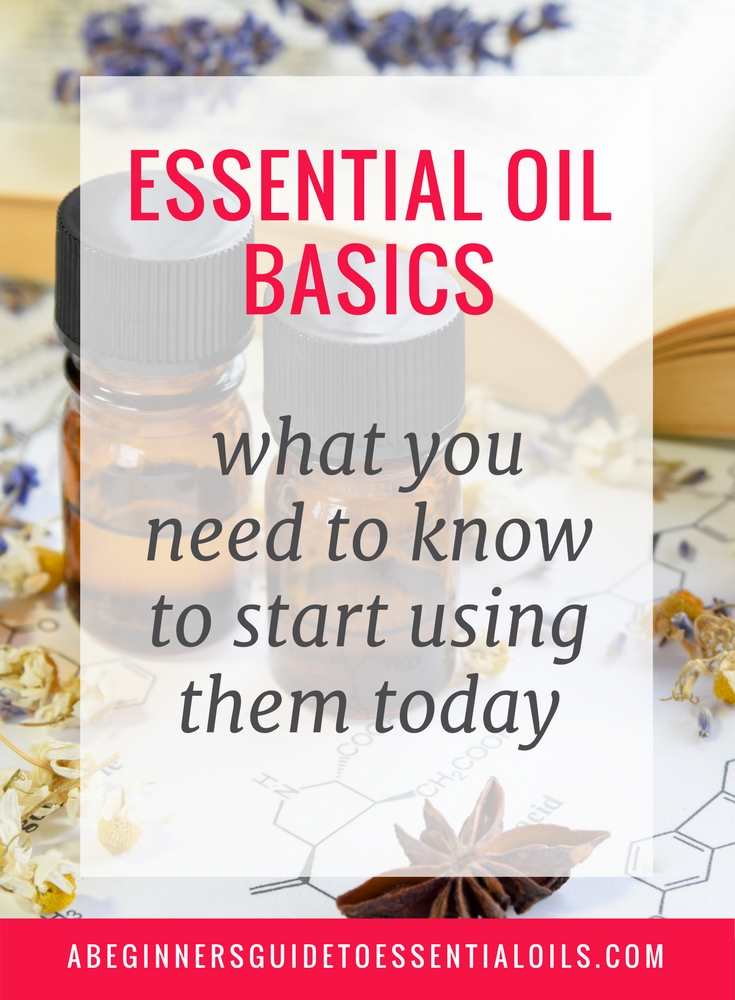 essential oil basics page