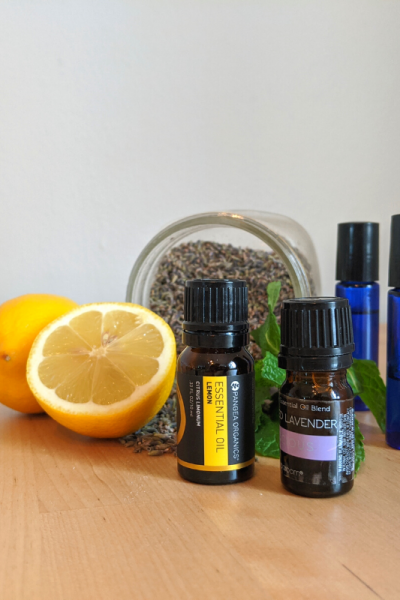 spring essential oil mixes