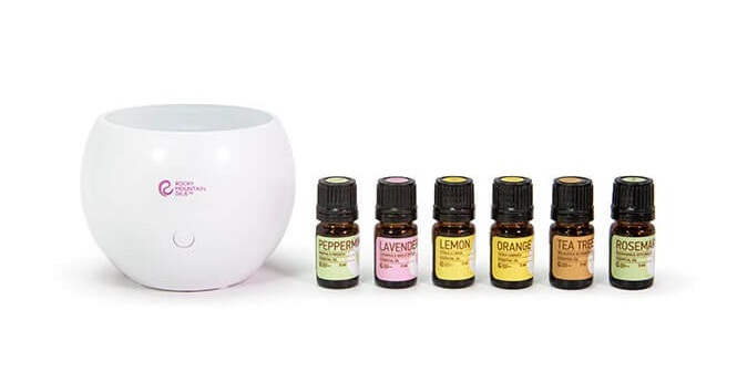 Essential Oil Diffuser Kit from RMO