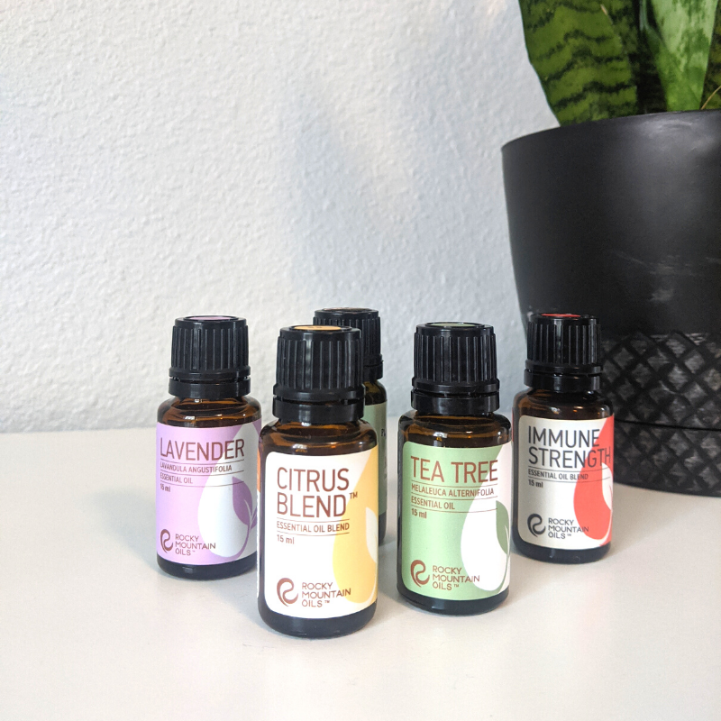 rocky mountain essential oils