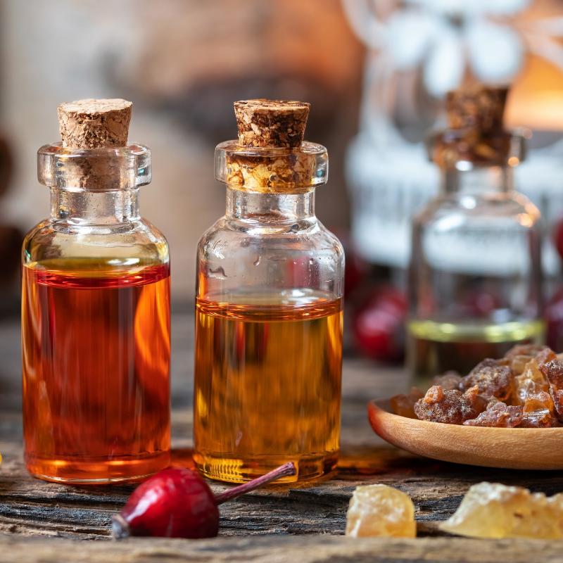 hot cinnamon essential oil